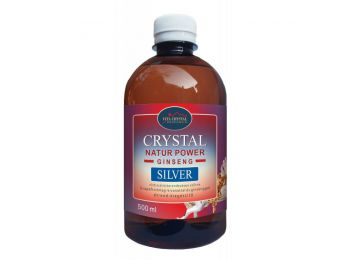 Crystal silver natur power ginseng 500ml
