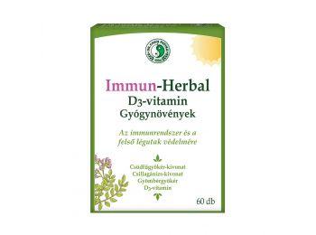 Dr.Chen immun-herbal d3-vitamin kapszula 60db