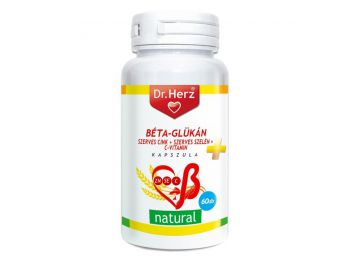 Dr.Herz béta-glükán kapszula 60db