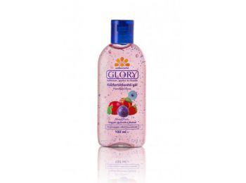 Glory/hiclean alkoholos kézfertőtlenítő gél gyümölcs 100ml