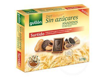 Gullón surtido kekszválogatás 6íz 329g