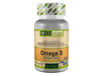 Herbioticum omega3 fish oil kapszula 60db
