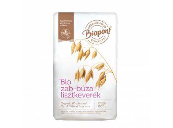 Biopont bio zab-búza lisztkeverék 1000g