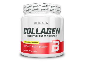 Biotech collagen italpor limonádé 300g