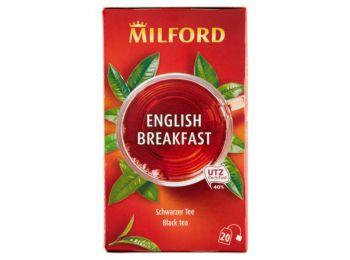 Milford fekete tea english breakfast 20filter