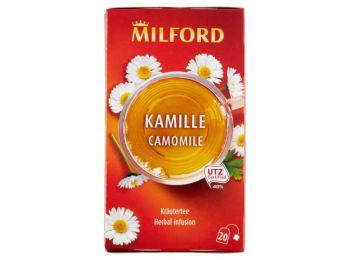 Milford gyógynövénytea kamilla 20filter
