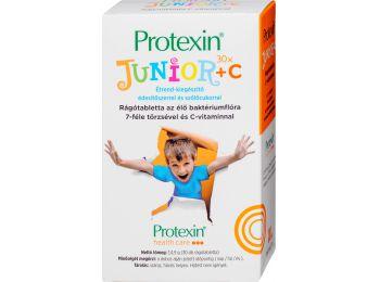Protexin junior+c rágótabletta 30db