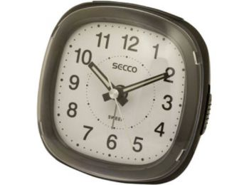 S SQ811-03 SECCO ébresztőóra