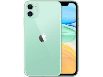Apple iPhone 11 LTE okostelefon - 128GB - 4GB RAM - Zöld