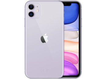 Apple iPhone 11 LTE okostelefon - 64GB - 4GB RAM - Lila