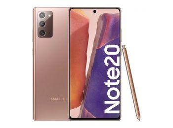 Samsung Galaxy Note 20 N980F Dual Sim 256GB Bronz