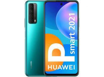 Huawei P Smart (2021) Dual Sim 4GB RAM 128GB Zöld