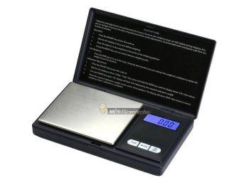 ES-100AX (100g/0,01g) digitális precíziós zsebmérleg, gramm mérleg, ékszermérleg - 2 év garancia