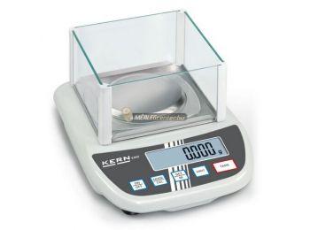 KERN EMS 300-3 (300g/0,001g) digitális asztali/labor mérleg - 3 év garancia
