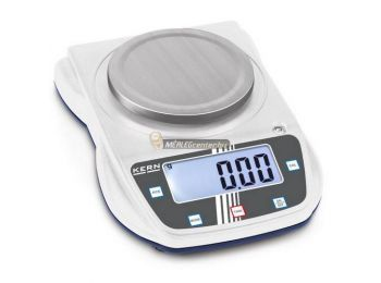KERN EHA 500-2 (500g/0,01g) digitális darabszámlálós asztali mérleg adapterrel
