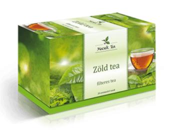 Mecsektea Zöld tea 40g