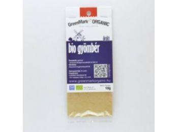 Greenmark bio Gyömbér, őrölt, 10g