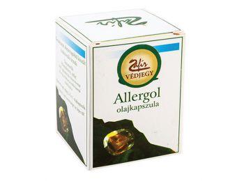 Zafír Allergol Olajkapszula, 60 db