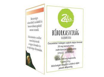 Zafír Bíborkasvirág Olajkapszula, 60 db