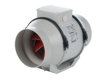 Vortice Lineo 250 VO műagyagházas félradiális csőventil