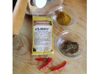 Fűszerkuckó Curry fűszerkeverék 30g