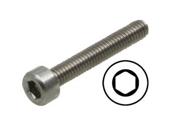 Imbusz fejű csavar (M4x50, 10 darab)