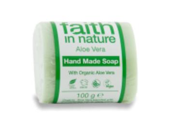 Faith in Nature Bio Teafa szappan 100g