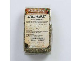 Fűszerkuckó Olasz fűszerkeverék zöldfűszerekből 30g