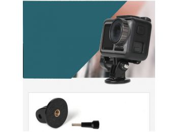 DJI Osmo Action multifunkcionális adapter (180 fokos, 1/4 colos)