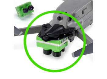 Sentera Double 4K True NDVI®+NDRE® Red-Edge mezőgazdasági kamera (DJI Mavic 2 Pro Upgrade)