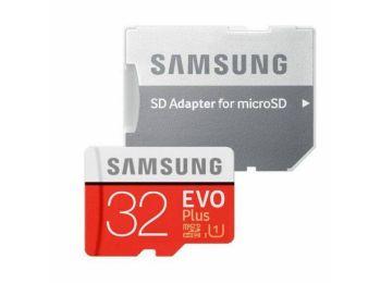 Samsung 32Gb UHS-I Evo microSDHC Class 10 kártya