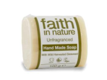 Faith in Nature illatmentes, Bio Tengeri hínár szappan (10