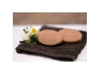 Napvirág Natúr szappan - Napvirág Lady szappan, természetes tejsavóval és sárgabarackmag olajjal 50g