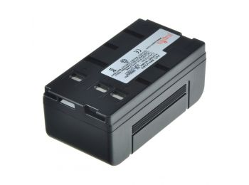 BN-V24U JVC, videokamera utángyártott-akkumulátor, a Jupiotól
