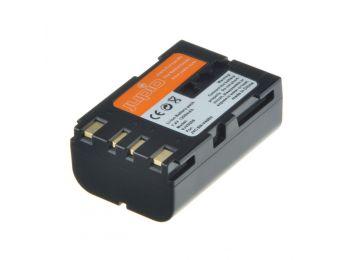 BN-V408 JVC, videokamera utángyártott-akkumulátor, a Jupiotól