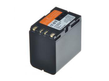 BN-V428 JVC, videokamera utángyártott-akkumulátor, a Jupiotól