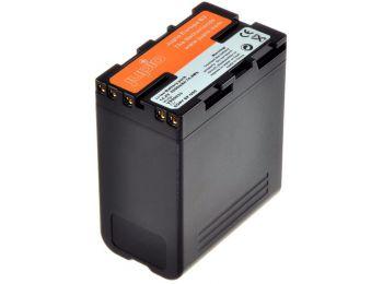 BP-U60 Sony, videokamera utángyártott-akkumulátor, a Jupiotól