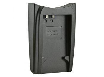 Jupio cserélhető akkumulátor-töltő foglalat Olympus Li50B,Li70B, Sony BK1Pentax DLi88 kompatibili...