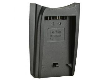 Jupio cserélhető akkumulátor-töltő foglalat Panasonic CGA-S006