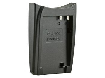 Jupio cserélhető akkumulátor-töltő foglalat Panasonic DMW-BLC12