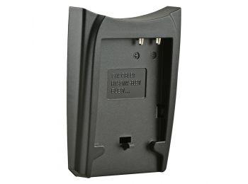 Jupio cserélhető akkumulátor-töltő foglalat Panasonic DMW-BLE9, Panasonic BLG10 kompatibilis