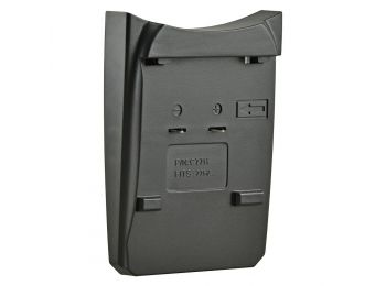 Jupio cserélhető akkumulátor-töltő foglalat Sony NP-55, Sony NP-77 akkumulátorhoz