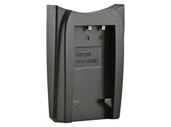 Jupio cserélhető akkumulátor-töltő foglalat Sony NP-BX1