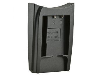 Jupio cserélhető akkumulátor-töltő foglalat Sony NP-BY1