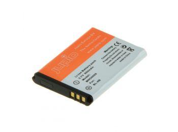 Nokia BL-5B, Nokis 5140, mobiltelefon utángyártott-akkumulátor, a Jupiotól