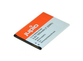 Samsung EB-B500BEBEC (NFC), Samsung Galaxy S4 mini, mobiltelefon utángyártott-akkumulátor, a Jupi...