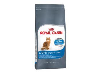 Royal Canin Light Weight Care macskatáp 10 kg