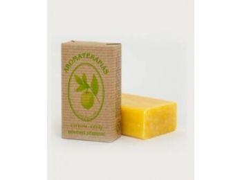 Tulasi aromaterápiás szappan citrom-fahéj 90 g