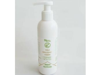 Eco-Z Hajbalzsam krém B5 provitaminnal, keratinnal és shea vajjal 200 ml