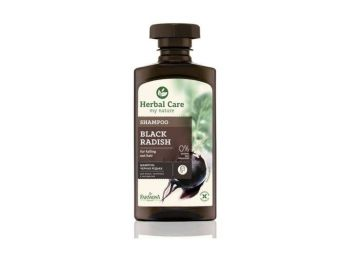 Farmona Herbal Care fekete retek sampon hajhullás ellen, 330 ml